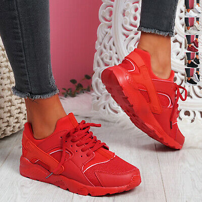 $ CDN29.15 • Buy Womens Ladies Sport Trainers Running Sneakers Gym Sports Women Shoes Size Uk