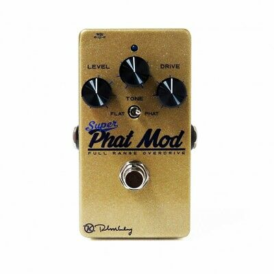 $ CDN141.50 • Buy Used Keeley Super Phat Mod Dynamic JFET Overdrive Guitar Effects Pedal