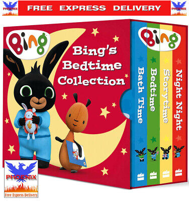£7.30 • Buy BING'S Bedtime CollectionBOARD BOOK *BRAND NEW*