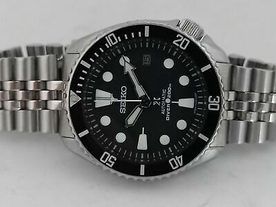 $ CDN175.81 • Buy Vintage Black Prospex Modded Seiko Diver 7002-7001 Automatic Men's Watch 162162