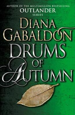 AU24.80 • Buy NEW Drums Of Autumn By Diana Gabaldon Paperback Free Shipping