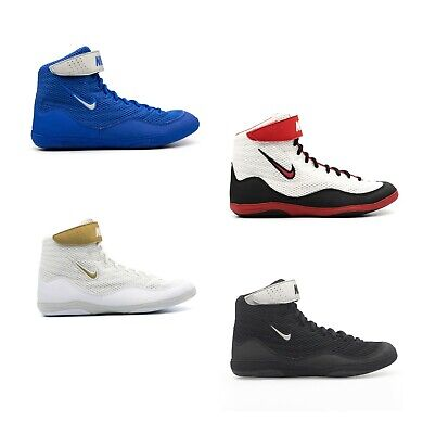 $ CDN145.09 • Buy Nike Inflict 3 Wrestling Shoes Boxing Shoes Combat Sports Shoes