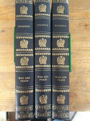 £20 • Buy Tolstoy War And Peace Heron Books