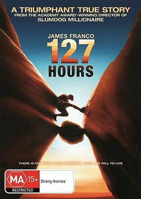AU5.39 • Buy 127 Hours (DVD) James Franco  - Region 4 - New And Sealed