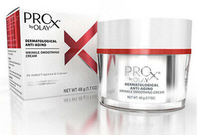 AU54.04 • Buy Brand New OLAY ProX By Olay Anti - Aging Wrinkle Smoothing Cream 1.7 Oz.