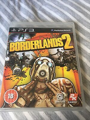 £4.29 • Buy Sony PlayStation 3 PS3 PAL Game - Borderlands 2 - Complete With Manual