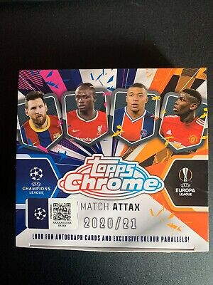 £0.99 • Buy Topps Match Attax Chrome 20/21 - Individual Base Cards   Pick Your Own