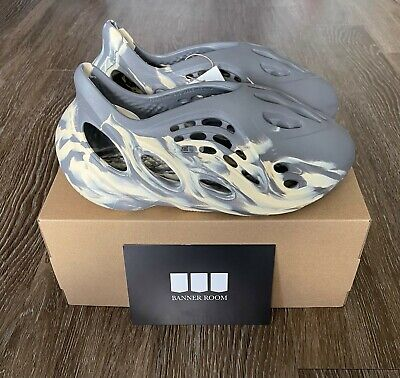 $ CDN593.64 • Buy Yeezy Foam RNNR MXT Moon Gray GV7904 Men's Sizes 100% Authentic SHIPS NOW