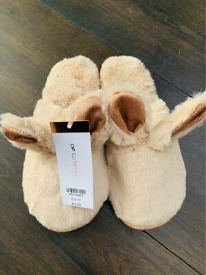 £11.99 • Buy Dorothy Perkins Easter Bunny Slippers Size S M L