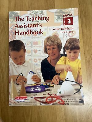 £4.79 • Buy The Teaching Assistant's Handbook: S/NVQ Level 3... By Burnham, Louise Paperback