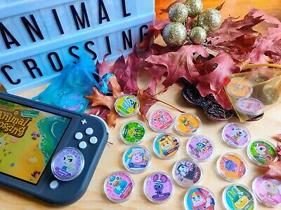 AU5.75 • Buy Animal Crossing New Horizons ACNH Amiibo 450+ Coin Card NFC Switch