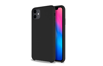 £3.95 • Buy Black Gel Case Cover For Apple IPhone 11 Shockproof Matt Silicone Cover