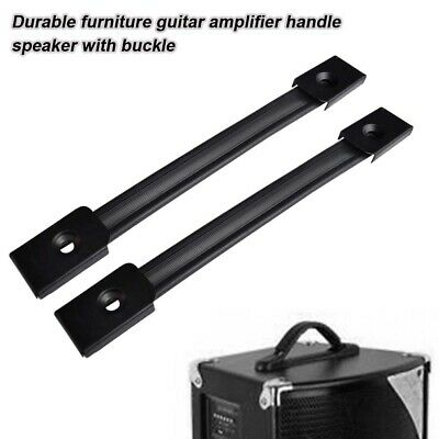 $ CDN12.20 • Buy 2PCS Durable Furniture Guitar Amp Handle Speaker Cabinet Carrying Iron Buckle
