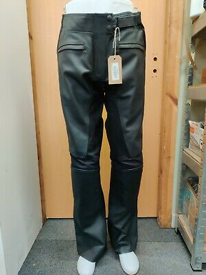 £89.99 • Buy Triumph Kate Ladies Leather Motorcycle Jeans Size Large 36 MLLS14110-L New PANTS