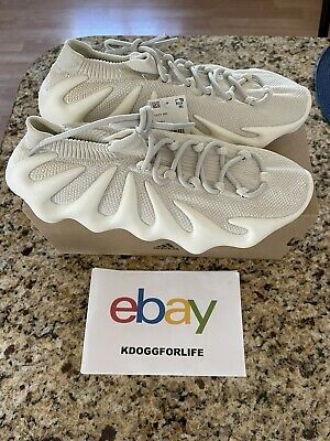 $ CDN687.39 • Buy Adidas YEEZY 450 Cloud White Size 12 Brand New H68038