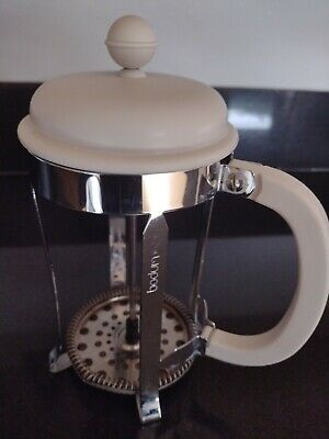 Bodum Cafetiere 3 Cup Spares - Top, Spindle, Mesh, Cross And Spring Plate Set • 2.99£