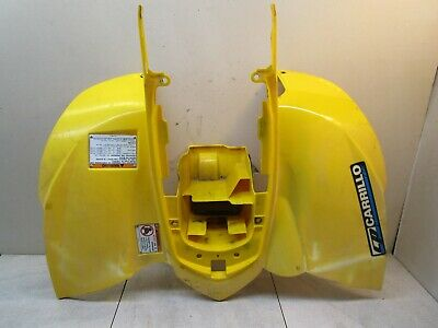 $124.99 • Buy YELLOW OEM REAR FENDERS ! 04-09 Yamaha Yfz450 Yfz 450 Yfz450 Body Plastic Stock