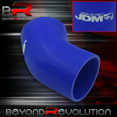 $16.99 • Buy 3  45 Degree Angle Intercooler Intake Coupler Silicone Blue For Chrysler Eagle