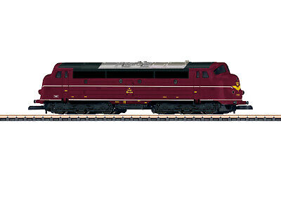 AU401.49 • Buy Märklin 88637 Z Gauge Diesel Locomotive Series Mv The Dsb # New IN Boxed#