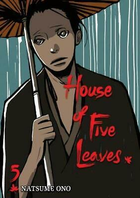 £7.73 • Buy House Of Five Leaves, Vol. 5 Paperback Natsume Ono