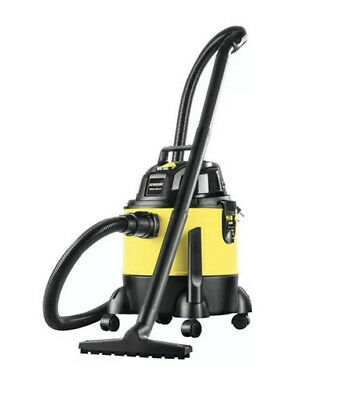 £59.95 • Buy Parkside 20L Wet & Dry Vacuum Cleaner 1300W Container 180 Air Watts, New 2021