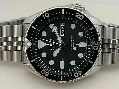 $ CDN303.35 • Buy Pre-owned Seiko Scuba Diver 7s26-0020 Skx007j2 Automatic Men's Watch 271875