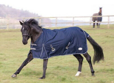 £35 • Buy Rhinegold Torrent Turnout Rug Lightweight, 4ft, Waterproof, No Fill