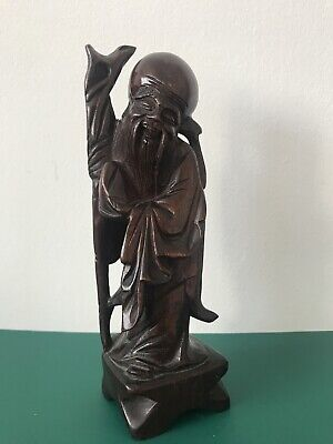 £25 • Buy Japanese Netsuke Old Boxwood Collectible Ornament Statue
