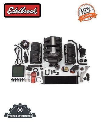 $7650.49 • Buy Edelbrock 1580 E-Force Stage-1 Street Systems Supercharger Fits 05-09 Mustang