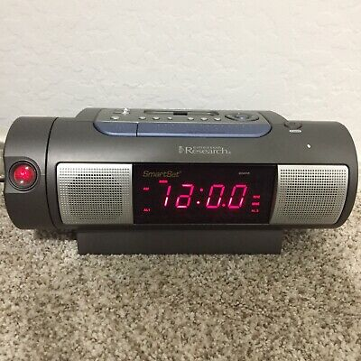 AU65.58 • Buy Emerson IC172 Smart Set Dual Alarm Clock Projector AM/FM Radio IPod IPhone Dock