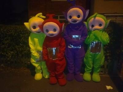 £20 • Buy Teletubbies Mascot Hire (1 Character)
