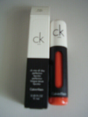 £7.50 • Buy *NEW*NEW*  Calvin Klein CK One All Day Perfection Lip Col.9.1ml Boxed 700SWAGGER