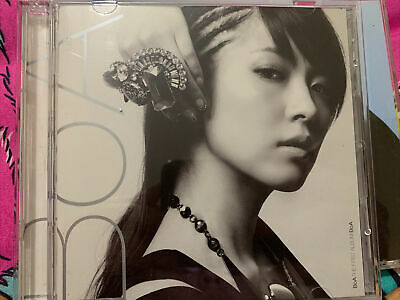 BoA - BoA US Debut Kpop Album CD + DVD • 6£