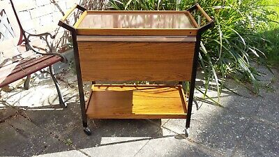 £30 • Buy Ekco Hostess Trolley With Hot Plate