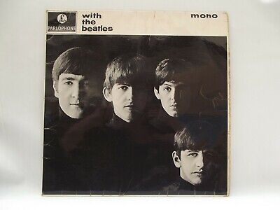 £30 • Buy The Beatles - With The Beatles - PMC 1206 - Mono - VG/ VG