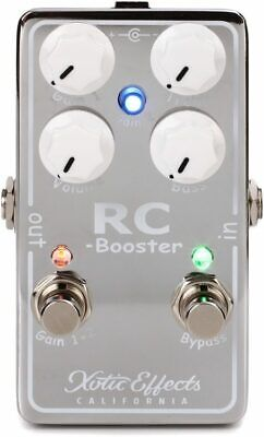Xotic RC Booster-V2 Pedal • 125.27£