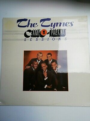 £17 • Buy The Tymes-Cameo Parkway Sessions-vinyl LP-London Records 1978-VG
