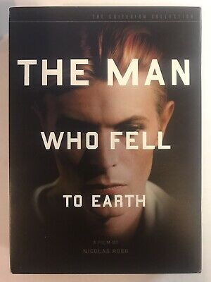 The Man Who Fell To Earth (DVD, 2005, 2-Disc Set, Criterion Collection) • 43.50£