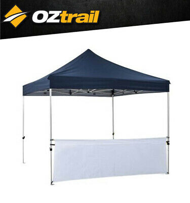 AU52.46 • Buy Oztrail Gazebo Solid Wall Half Height 3.0 Side Attachment Camping Outdoor
