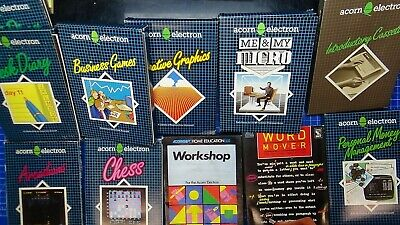 £25 • Buy Acorn Electron Boxed Games