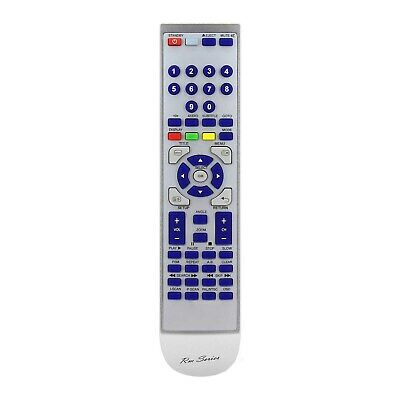 RM-Series® Replacement Remote Control For CAMBRIDGE AUDIO DVD59B DVD77 DVD79 • 9.99£