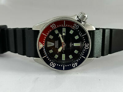 $ CDN53.43 • Buy Vintage Seiko Diver 4205-014b Black Automatic Ladies Watch S.n: 990174