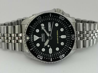 $ CDN81.01 • Buy Pre-owned Seiko Scuba Diver 7s26-0020 Skx007k2 Automatic Men's Watch 6n1248