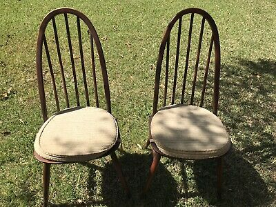 AU900 • Buy Ercol Quaker Chairs - Mid Century