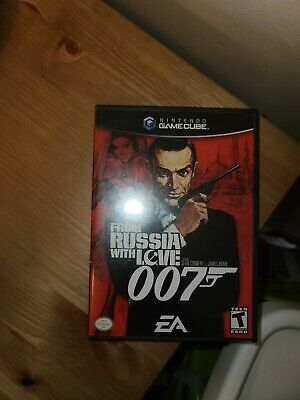 $24.99 • Buy From Russia With Love 007 Sean Connery James Bond Nintendo GameCube Complete