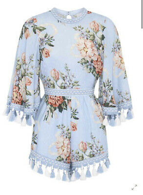 AU300 • Buy Alice Mccall Magic Moment Playsuit Size Au10 Us6 Nwt