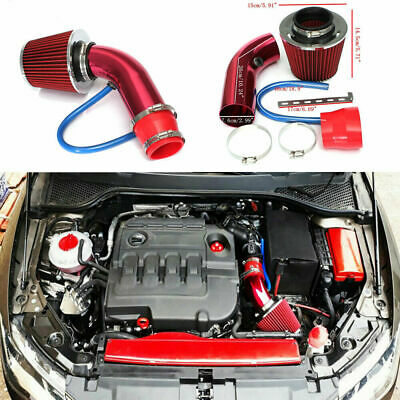 $49.58 • Buy Cold Air Intake Filter Induction Kit Pipe Power Flow Hose System Car Accessories
