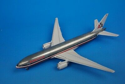$39.40 • Buy 1:400 B777-200 AA American Airlines N777AN GJAAL147 Gemini Airplane Model