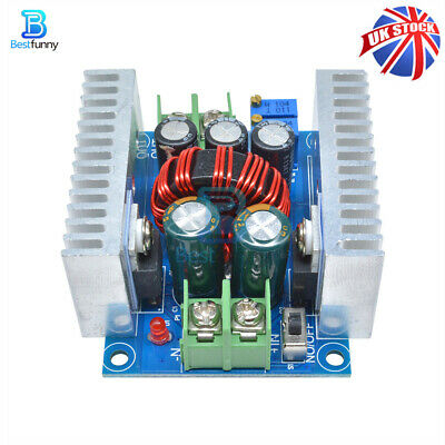 £9.99 • Buy 300W 20A Constant Current Adjustable Step-down Converter Voltage Buck Module