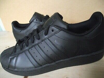 AU35.79 • Buy Adidas. Black Superstar Training Shoes Sneakers Pumps Trainers. Size 9